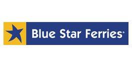 Logo Blue Star Ferries