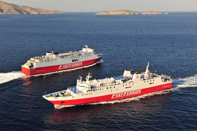 Ferries de Fast Ferries