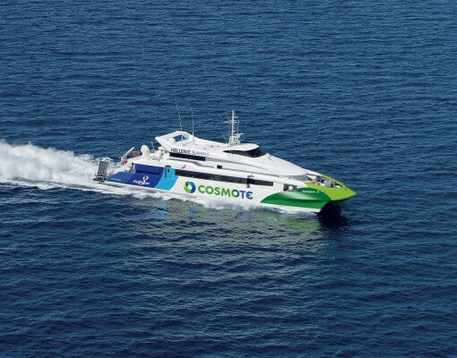 Flyingcat de Hellenic Seaways