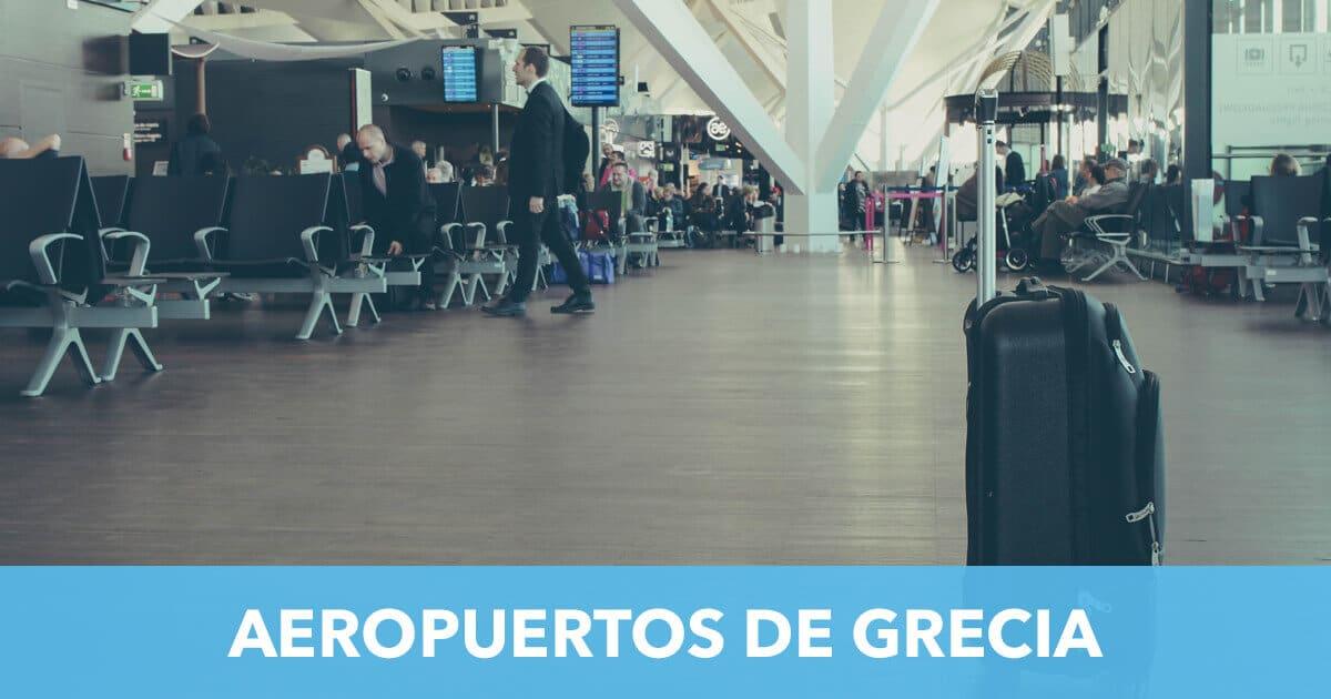Aeropuertos de Grecia