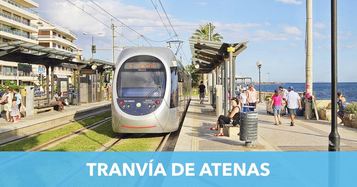 Tranvía de Atenas【2019】