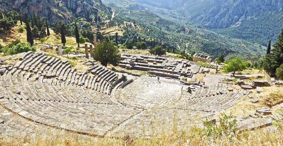 Anfiteatro Delfos