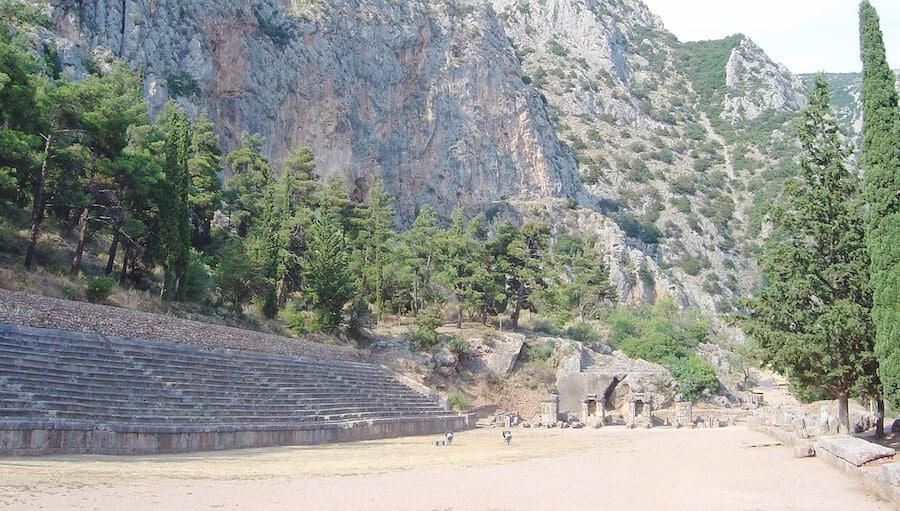 Estadio Delfos