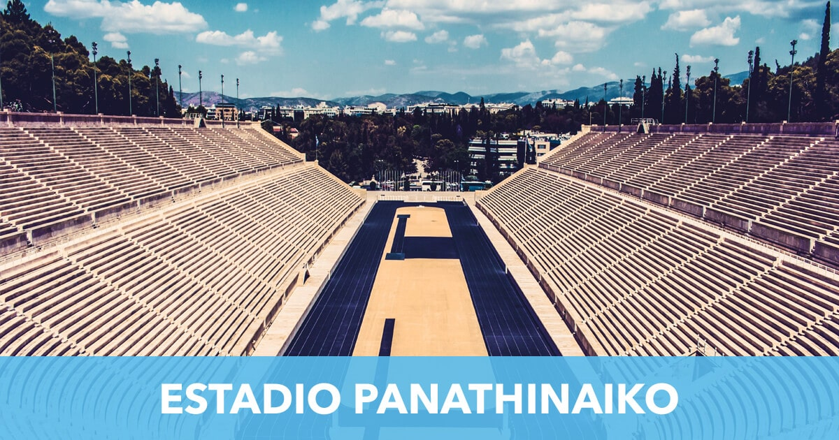Estadio Panathinaiko Atenas
