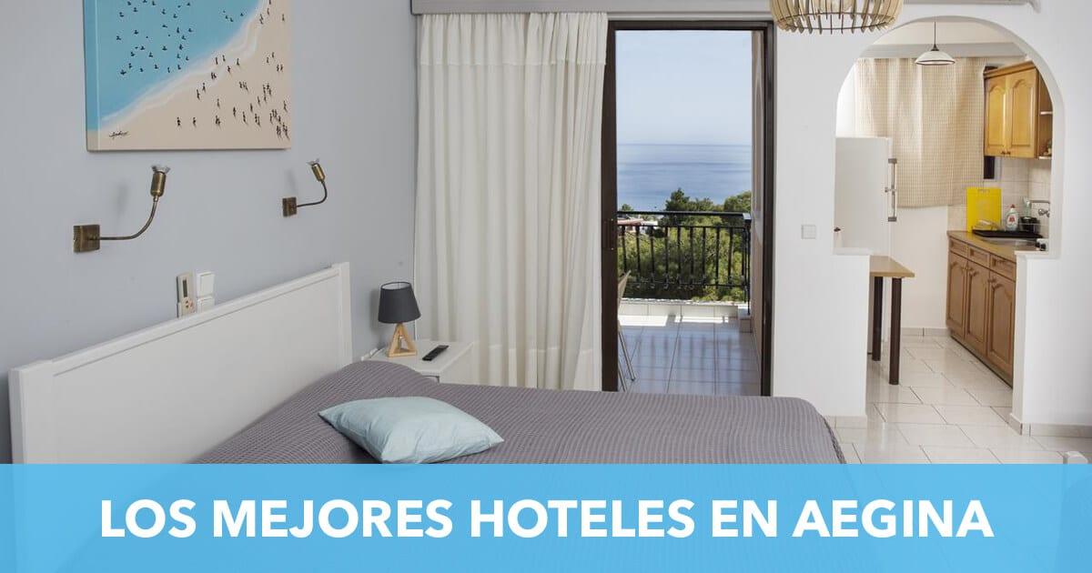 Dónde alojarse en Aegina