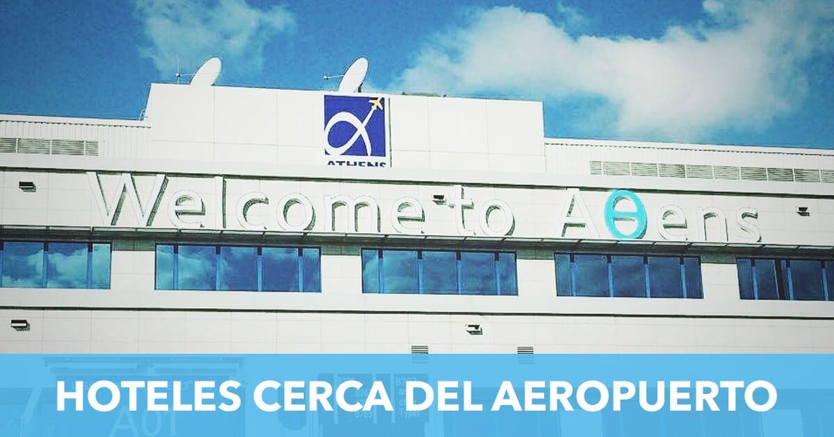 Top 3 Hoteles cerca del Aeropuerto de Atenas