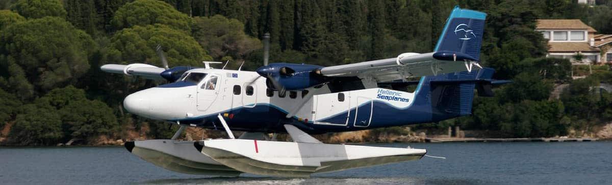 Aerolinea Griega Hellenic SeaPlanes