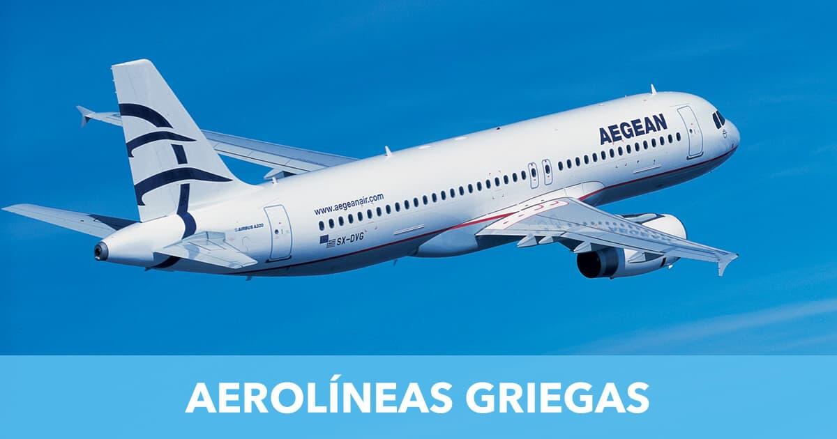 Aerolíneas Griegas