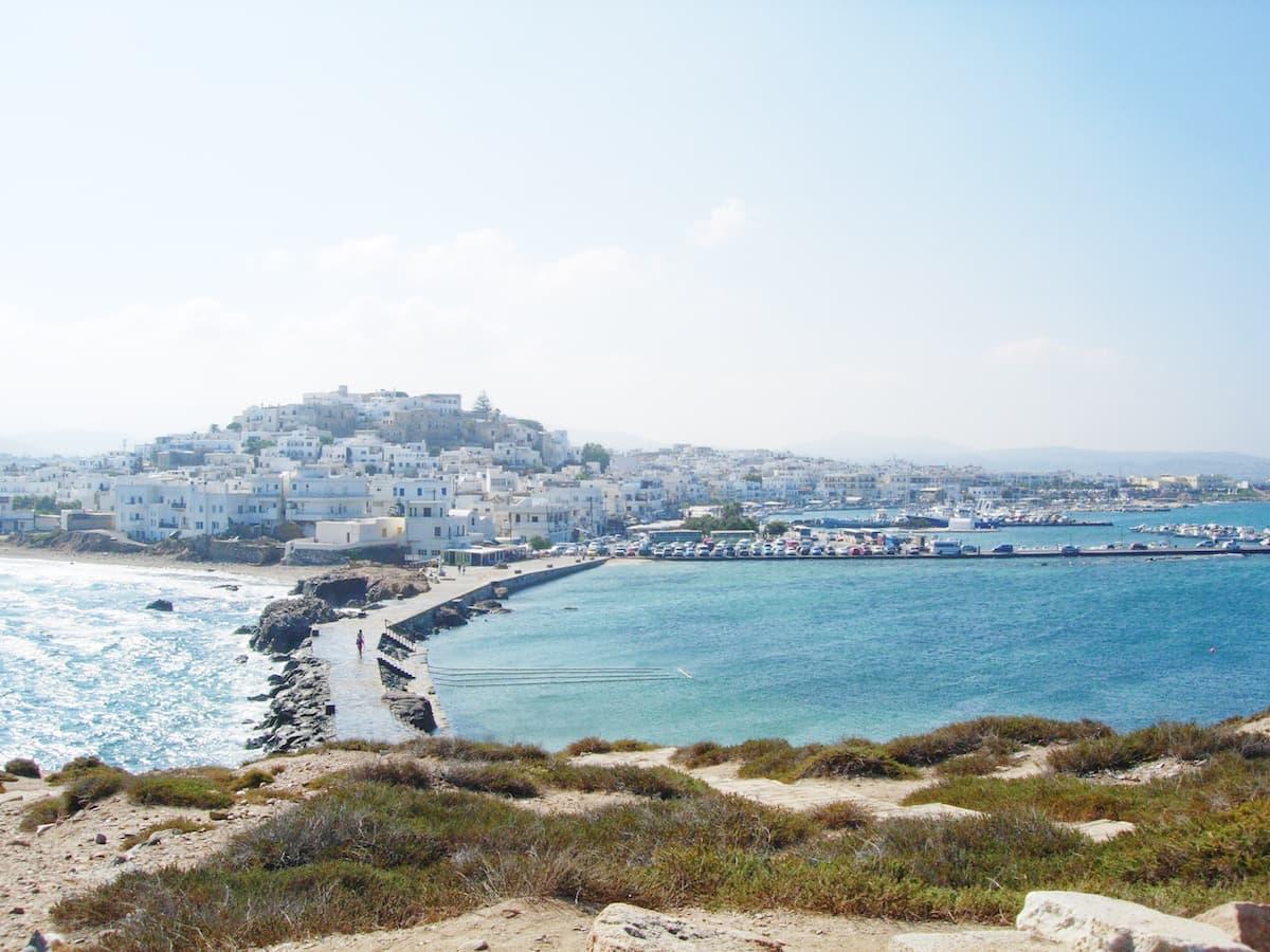 Pueblo de Naxos