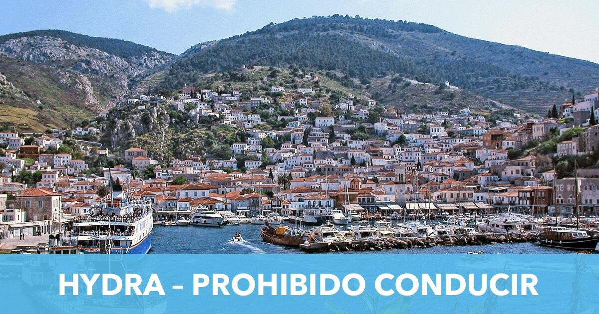 Hydra Isla Grecia