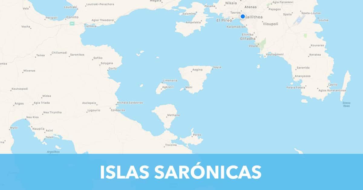 Islas Saronicas