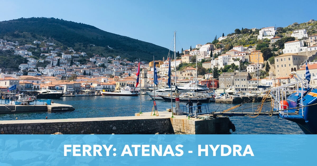 Ferry Atenas Hydra