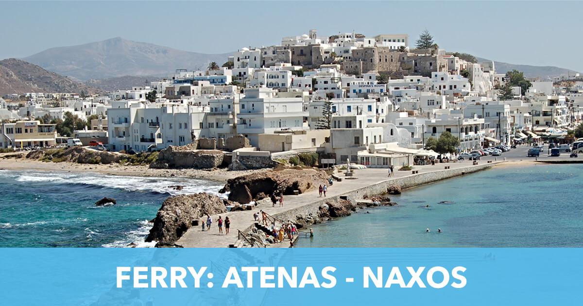 Ferry Atenas Naxos
