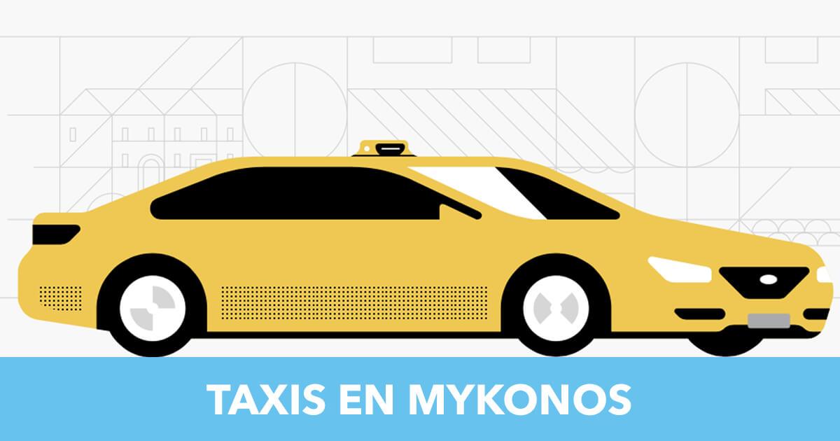 Taxi Mykonos