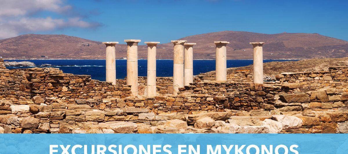 Excursiones Mykonos