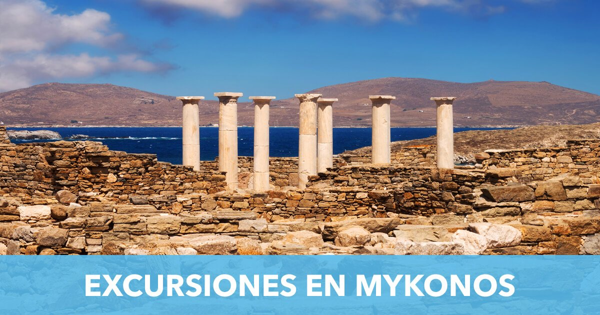 Excursiones Mykonos