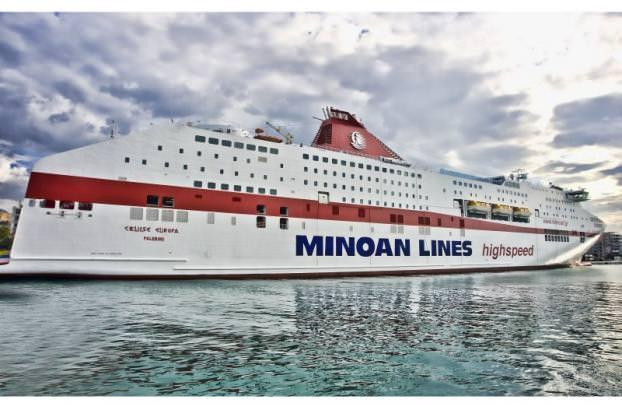 Ferry Cruise Europa de Minoan Lines
