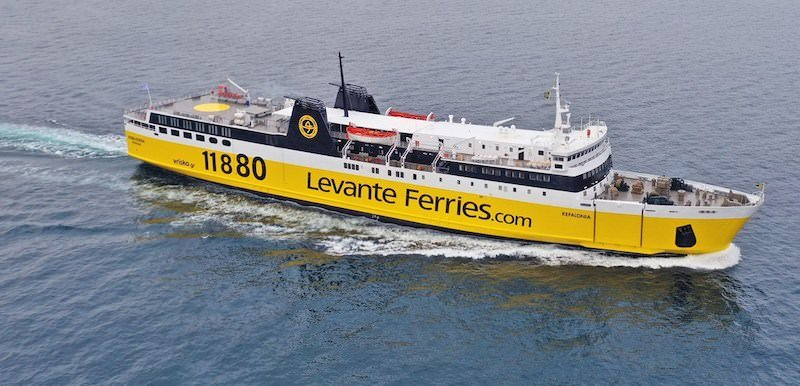 Ferry de Levante Ferries