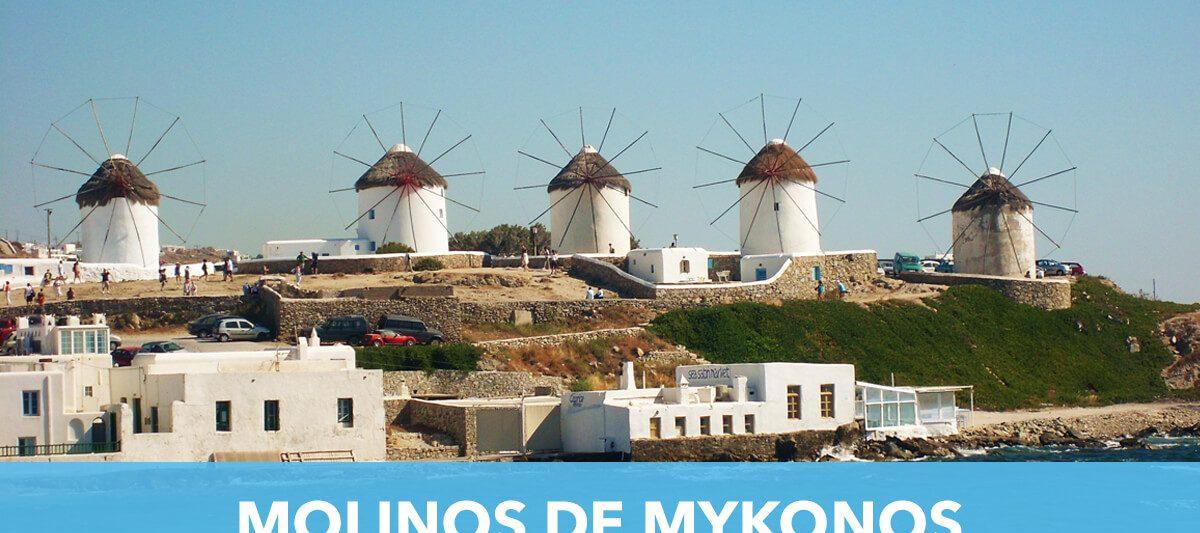 Molinos de Mykonos