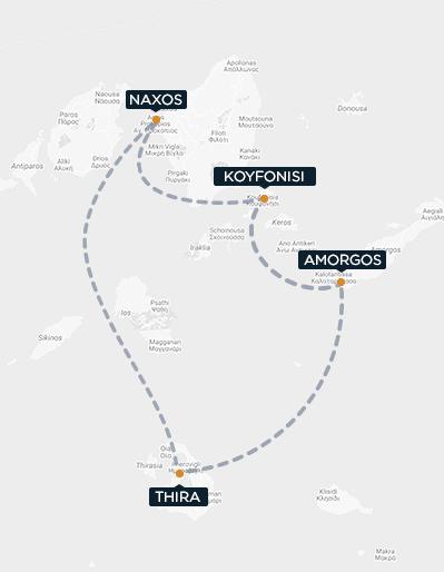 Ruta SeaJets naxos_koufonisi_amorgos_thira